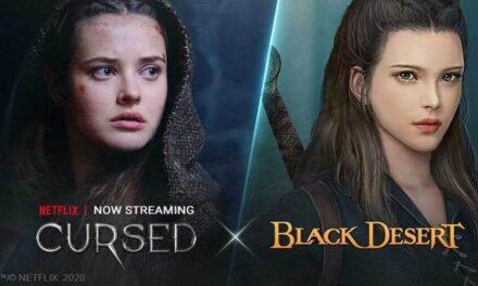Mañana estará disponible el crossover entre Black Desert y la serie Maldita, de Netflix