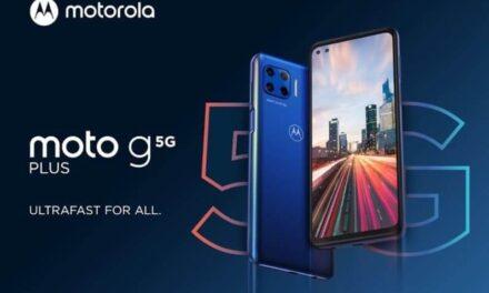 Moto g 5G plus: el futuro de la conectividad ultra rápida para todos