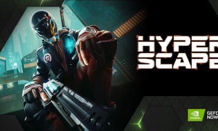 GeForce NOW recibe la beta de Hyper Scape