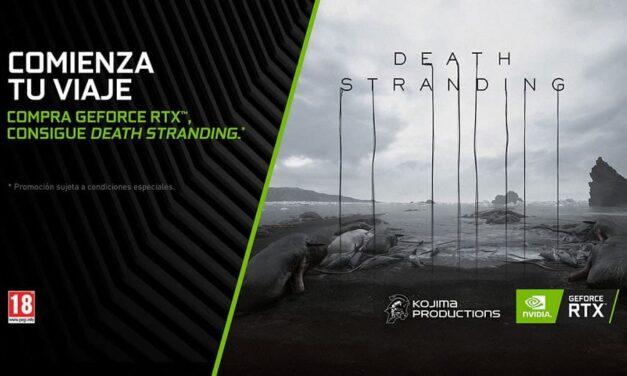 NVIDIA ofrece Death Stranding con las tarjetas gráficas GeForce RTX