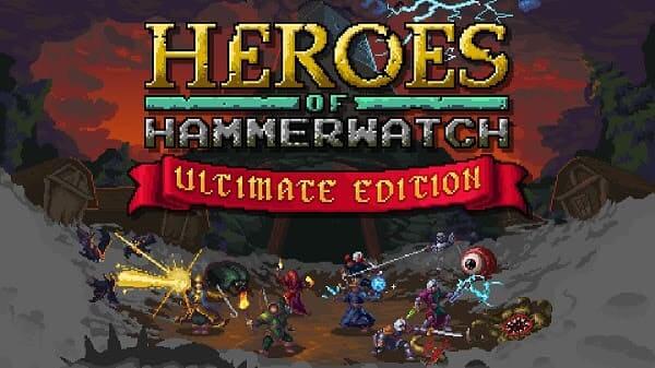 Heroes of Hammerwatch – Ultimate Edition llegará a Nintendo Switch y Xbox One a finales de Julio