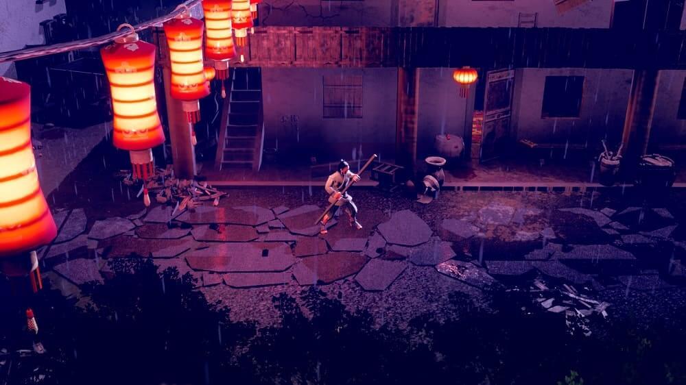 Confirmada la fecha de lanzamiento de 9 Monkeys of Shaolin