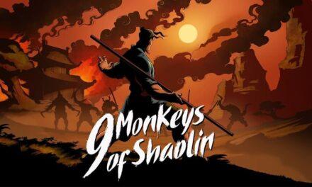 9 Monkeys of Shaolin se une al catálogo Koch Media presente en gamescom