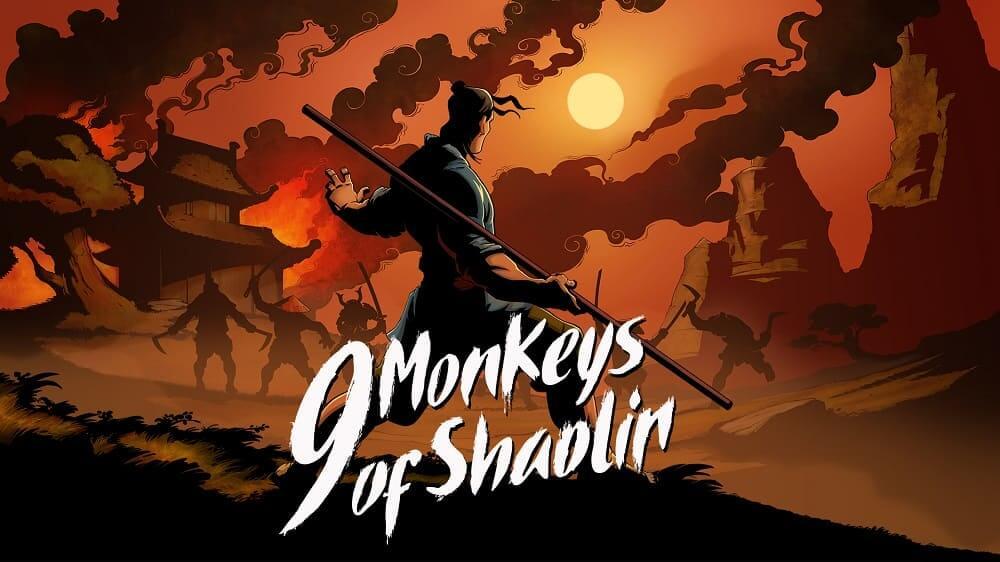 9 Monkeys of Shaolin ya disponible en PlayStation 4, Microsoft Xbox, Nintendo Switch y PC