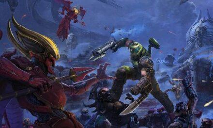 DOOM Eternal: The Ancient Gods, primera parte ya disponible para Nintendo Switch
