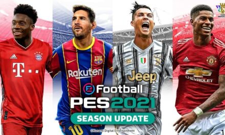 Ya disponible eFootball PES 2021 SEASON UPDATE