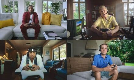 Justin Thomas, Schoolboy Q, The Miz y el villano de golf favorito forman el cuarteto perfecto en PGA TOUR 2K21