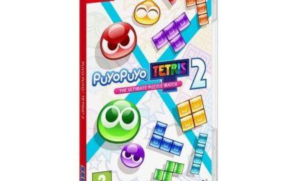 Presentado el modo aventura de Puyo Puyo Tetris 2
