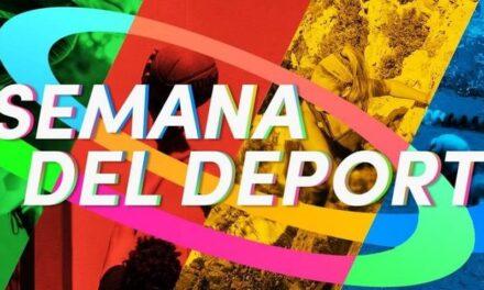 """TikTok celebra su """"Semana del Deporte"""" con nuevos hashtags y transmisiones en directo"""