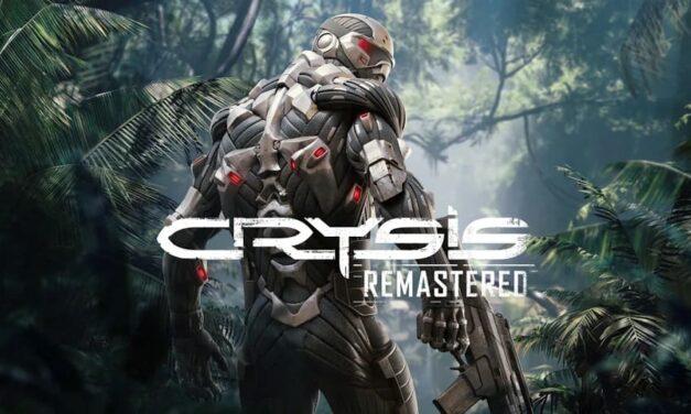 Crysis Remastered, ya disponible en PC, PlayStation 4, y Xbox One