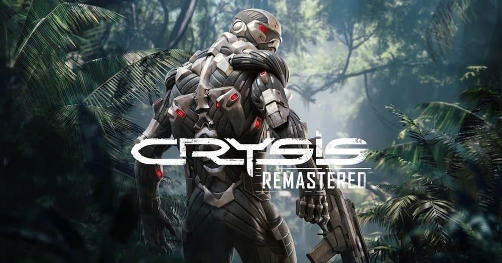Crysis Remastered – Tráiler comparativo