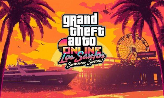 Los Santos Summer Special en GTA Online