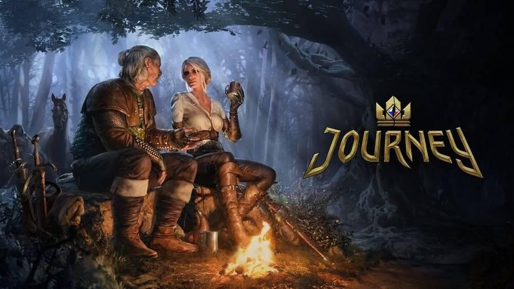 ¡Nuevo modo de juego y tercera temporada de Journey ya disponible en GWENT!
