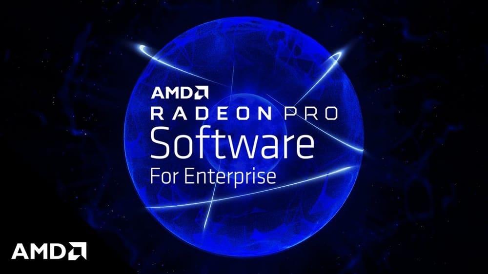 AMD lanza el software Q3 Radeon PRO para empresas