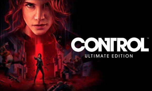 GeForce NOW anuncia su actualización semanal con Control Ultimate Edition