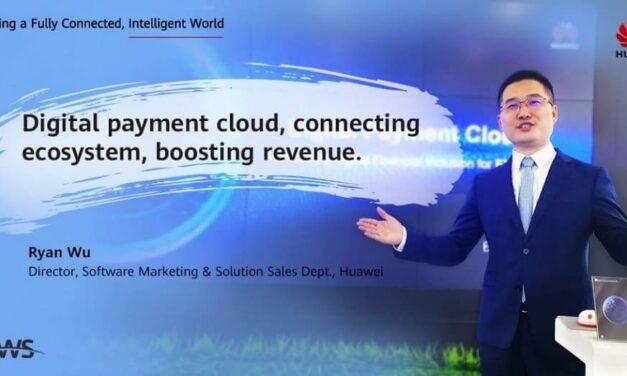 Huawei lanza una nueva solución de pago digital en la nube