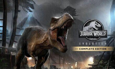 Los dinosaurios reinan en Nintendo Switch con el lanzamiento de Jurassic World Evolution: Complete Edition