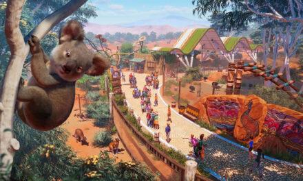 Este verano, Planet Zoo mira hacia el sur del planeta con el DLC Australia Pack