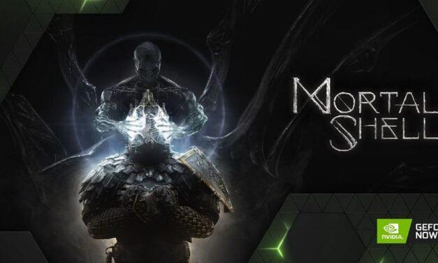 Mortal Shell llega a GeForce NOW con el nuevo Game Ready