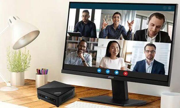 Más allá de los límites con los monitores profesionales de MSI