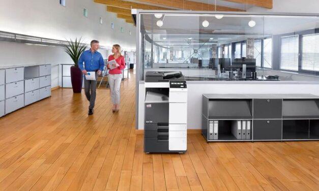 Claves para elegir una impresora multifunción con DEVELOP