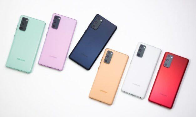 La tecnología de pantalla pionera de 120Hz de Samsung llega a Galaxy S20 FE