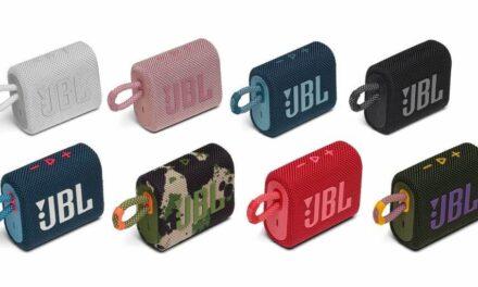 El mejor sonido puede ir de la mano del mejor diseño: JBL presenta los nuevos altavoces Xtreme 3, Go 3 y Clip 4