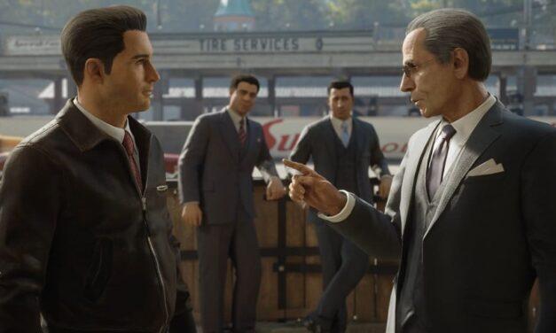 Bienvenido a la familia: Mafia: Edición Definitiva ya está disponible