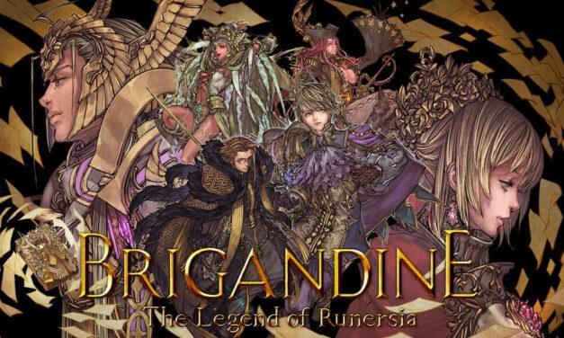 Brigandine: The Legend of Runersia llevará sus batallas a gran escala a PlayStation 4 el 10 de diciembre a nivel global