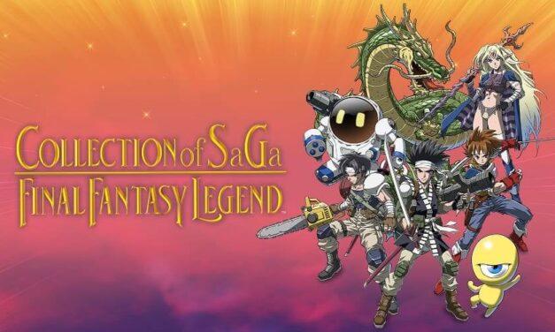 Tráiler del TGS de Collection of Saga Final Fantasy Legend