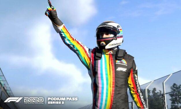 En camino el segundo pase de podio de F1 2020