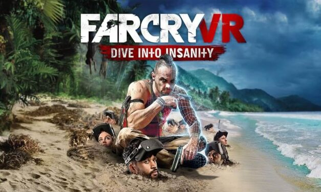 Ubisoft anuncia un nuevo título de RV: Far Cry VR: Dive into Insanity