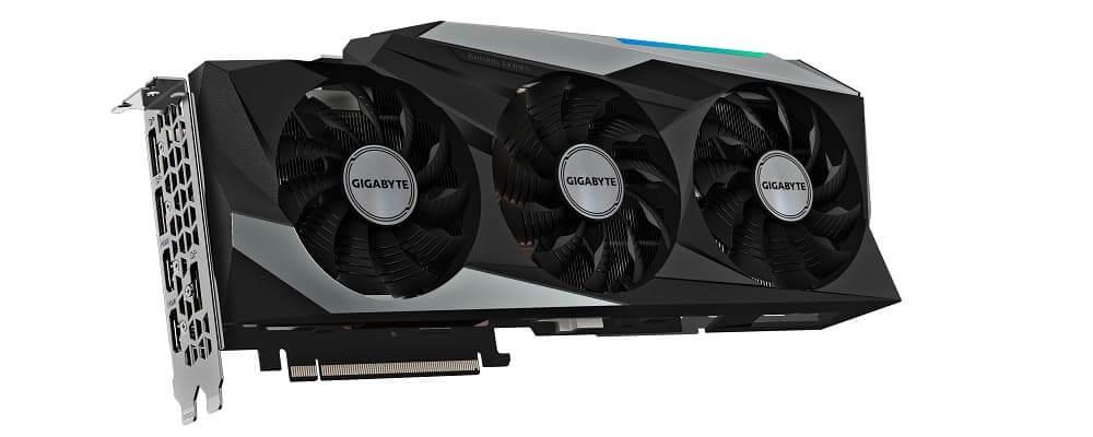 GIGABYTE lanza las tarjetas gráficas GeForce RTX serie 30