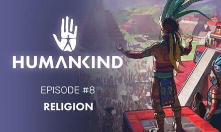 La religión en Humankind- Mejor juego de estrategia de la gamescom