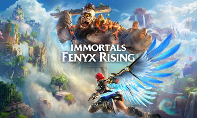 Salva a los dioses y demuestra tu heroísmo en Immortals Fenyx Rising, disponible el 3 de diciembre