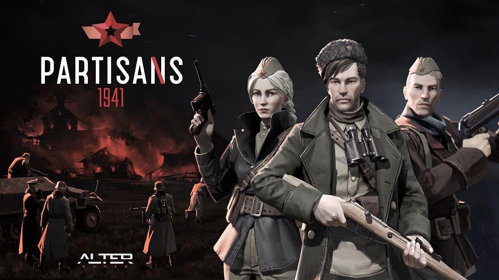 Partisans 1941 disponible el 14 de octubre en PC