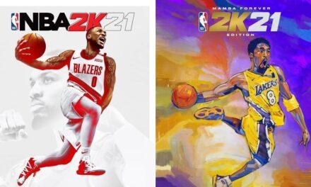 Este juego lo es todo: NBA 2K21 ya está disponible en España