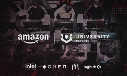 Se inicia la 6ª temporada de Amazon University Esports que en esta edición, contará con la participación de 70 universidades de nuestro país