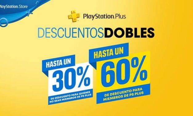 Llegan los Descuentos Dobles a PlayStation Store para los suscriptores de PlayStation Plus