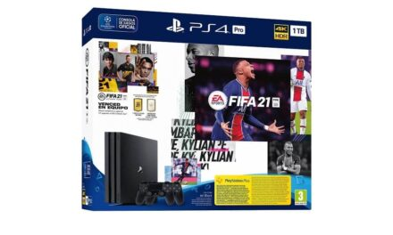 PlayStation y EA SPORTS FIFA 21 anuncian nuevos packs con PS4 y PS4 Pro