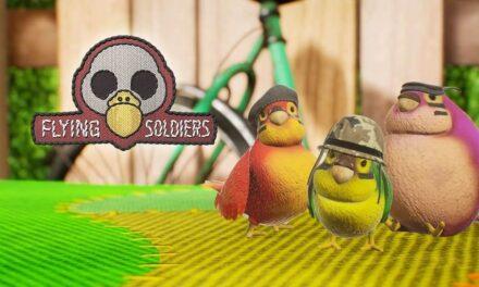 Flying Soldiers, del estudio español WildSphere, llegará el próximo 17 de septiembre a PlayStation 4