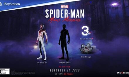 Marvel's Spider-Man: Miles Morales ya es Gold