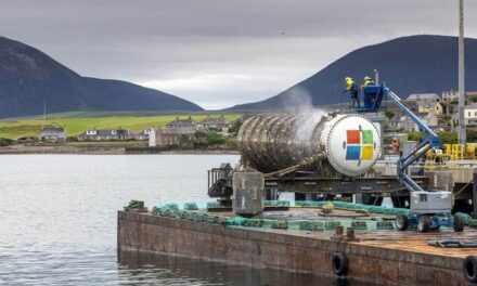 Proyecto Natick, el futuro de los centros de datos bajo el mar es fiable, práctico y sostenible