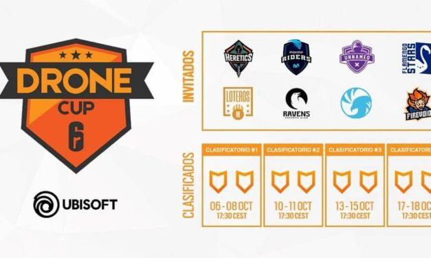 La Drone Cup 2020 de Rainbow Six arranca el 6 de octubre