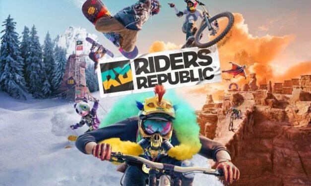La beta de Riders Republic estará disponible del 23 al 25 de agosto