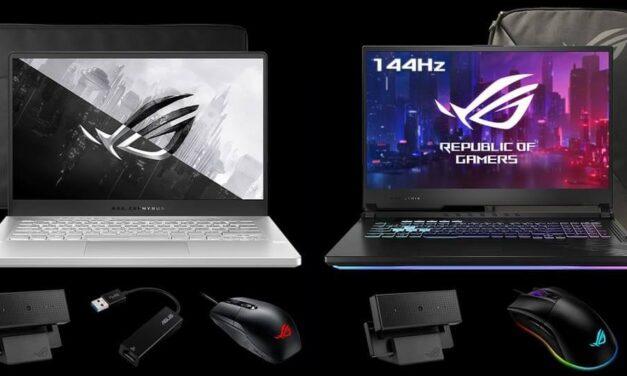 ASUS Republic of Gamers lanza una edición especial de sus portátiles ROG Strix G712 y ROG Zephyrus G14 de la mano de sTaXx y ElmiilloR