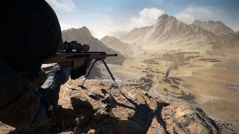 Los disparos de largo alcance claves en Sniper Ghost Warrior Contracts 2