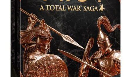 Anunciada la edición física en PC de A Total War Saga: Troy