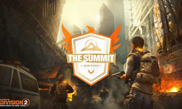 """The Division 2 Warlords of New York celebra el lanzamiento de la actualización 11 con el gran estreno del nuevo modo """"La Cumbre"""""""