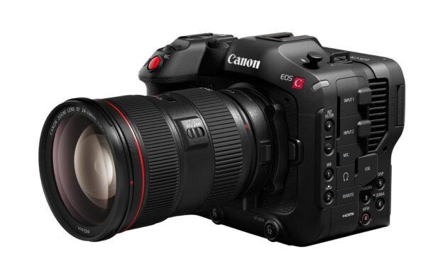 La EOS C70 de Canon lleva la potencia de la montura RF a su gama del Sistema EOS Cinema